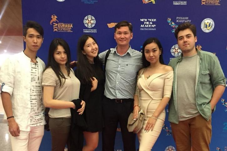 Университет «Туран» на XIV Eurasia International Film Festival