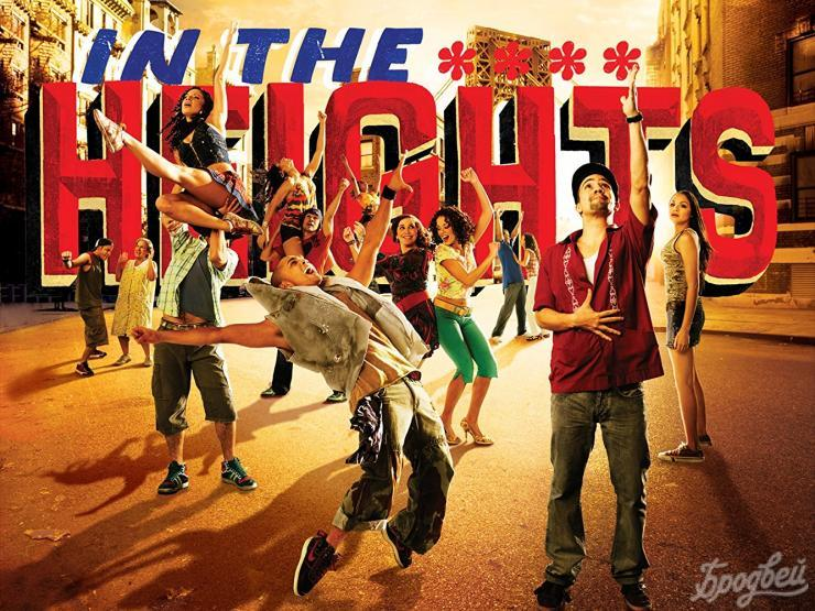 Warner Bros. назначила премьеру мюзикла «In The Heights» на лето 2020 года