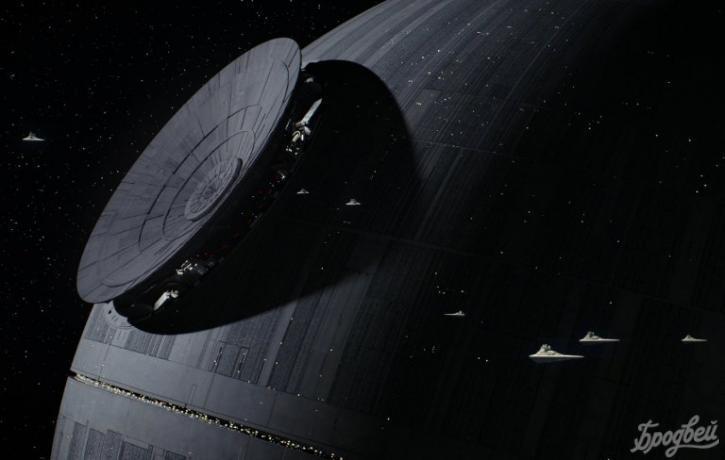 Вышел 2-ой трейлер фильма «Изгой-один: История звездных войн»
