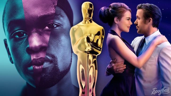 «Оскар» залучший фильм года получила картина «Лунный свет»