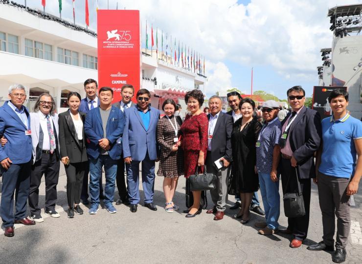 В Венеции презентовали новые казахстанские фильмы
