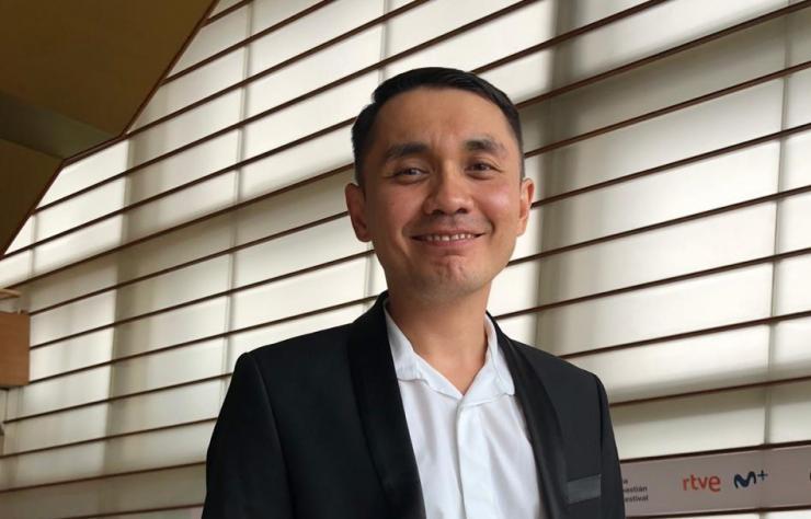 Адильхан Ержанов номинирован на азиатский «Оскар»