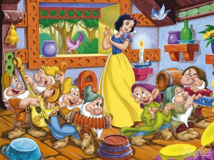 Disney снимет полнометражный фильм оБелоснежке