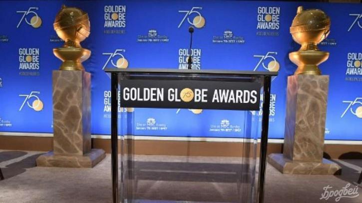 ВЛос-Анджелесе назвали победителей премии «Золотой глобус»