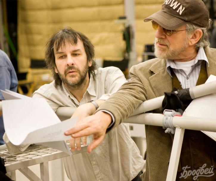 Питер Джексон работает совместно соСтивеном Спилбергом над секретным проектом