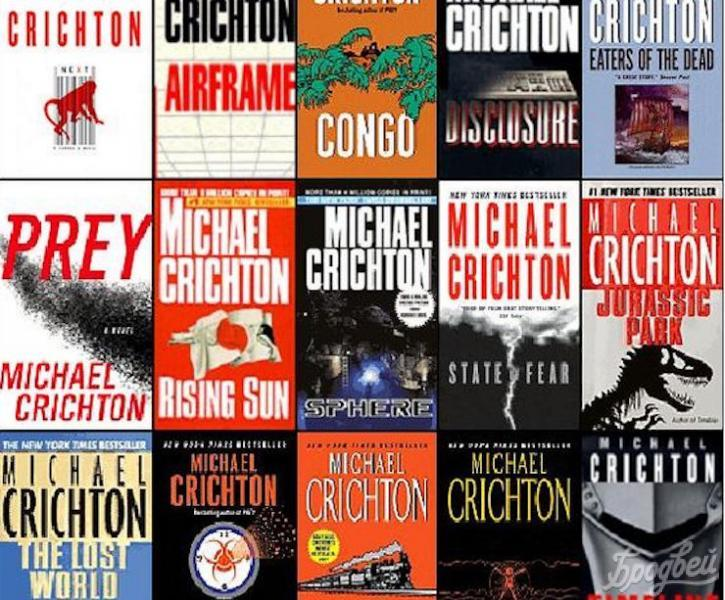 the life and novels of michael crichton Vj books presents author michael crichton michael crichton was born in chicago, illinois, october 23, 1942 he died unexpectedly in los angeles tuesday, november 4, 2008 after a courageous and private battle against cancer.