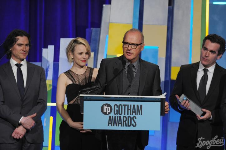 Номинанты премии Gotham Awards