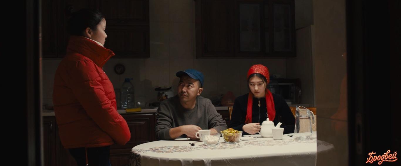 Кадр из фильма «Улболсын»