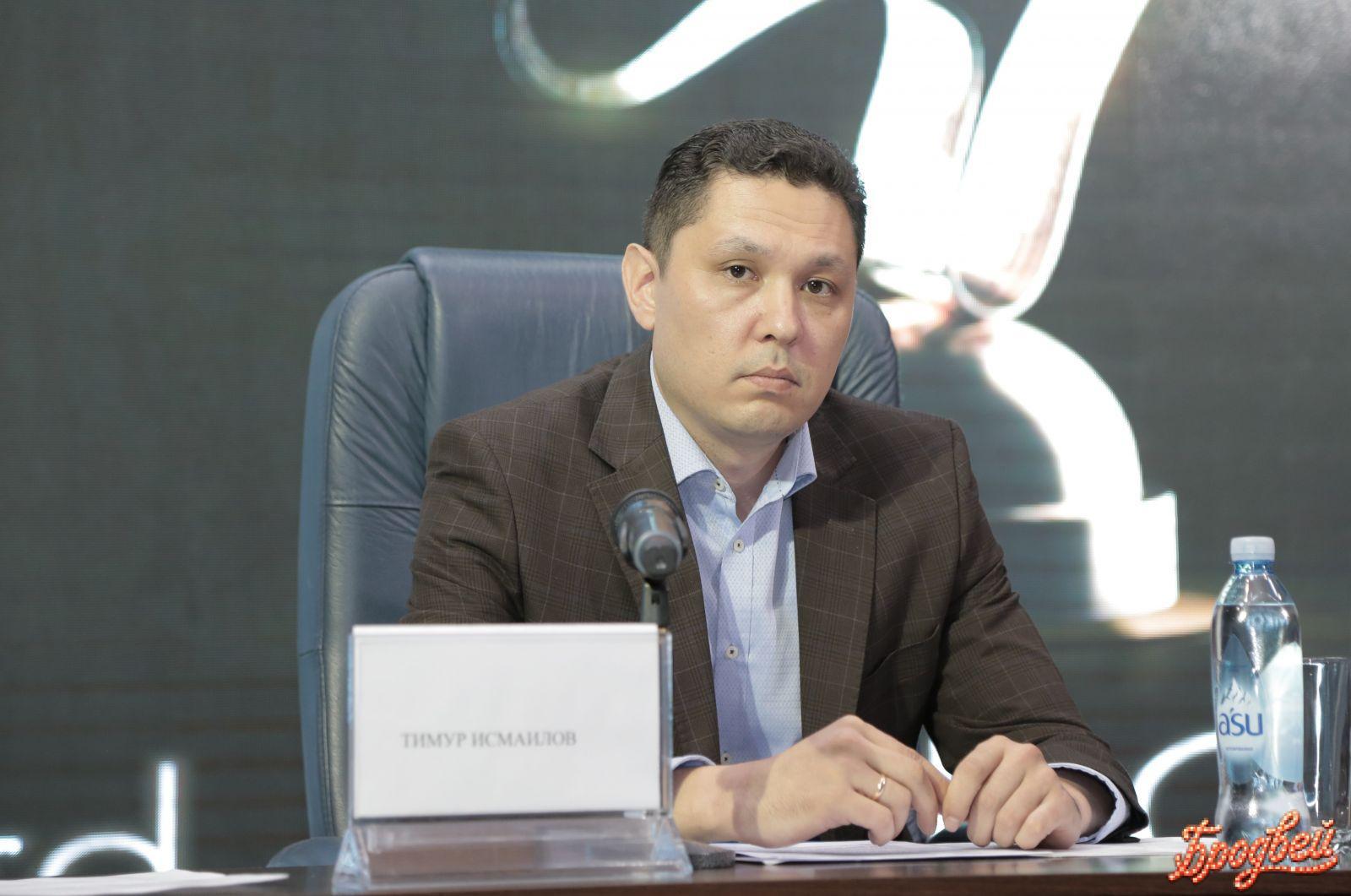 Старший координатор проектов Фонда Первого Президента Республики Казахстан - Елбасы Тимур Исмаилов