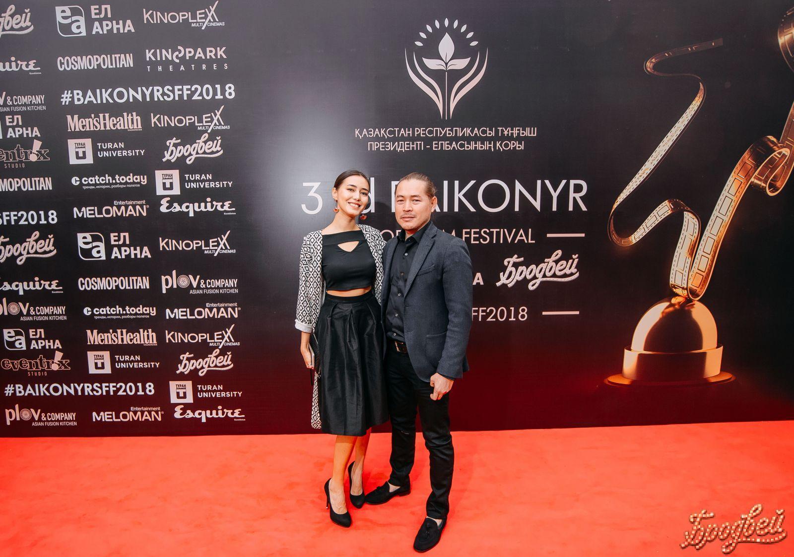 Динара Бақтыбаева, Әнуар Кенжибаев