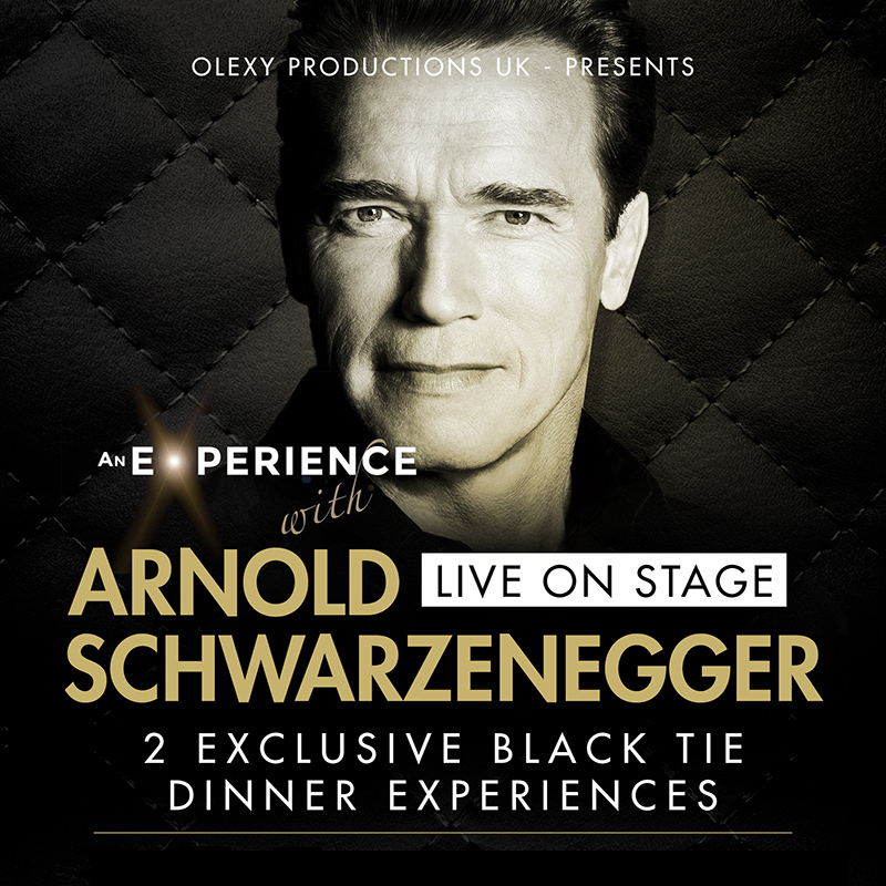 Experience With Arnold Schwarzenegger