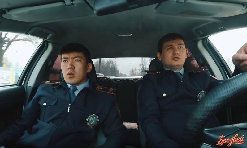 смотреть онлайн патруль 2 сезон казахстанский сериал