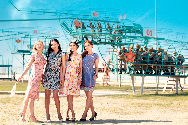 Голые девочки казашки на капчагае фото 384-575